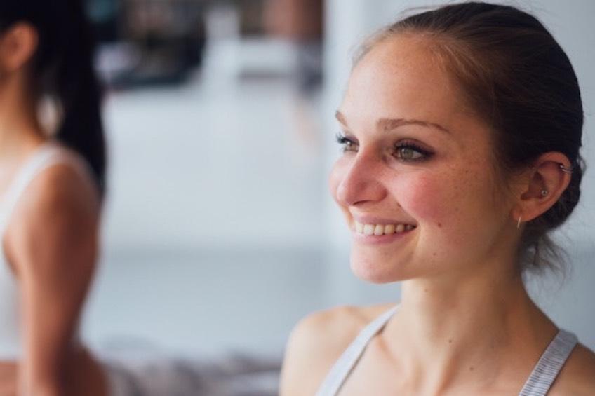 Jessica Gabrielli yoga