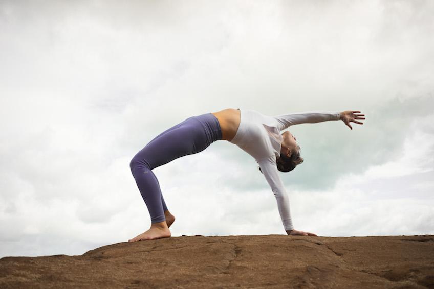 Madeleine Bong Yoga Teacher The Alignment Studio
