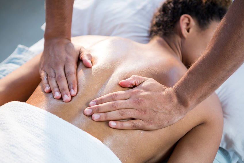 physiotherapy or remedial massage treatment