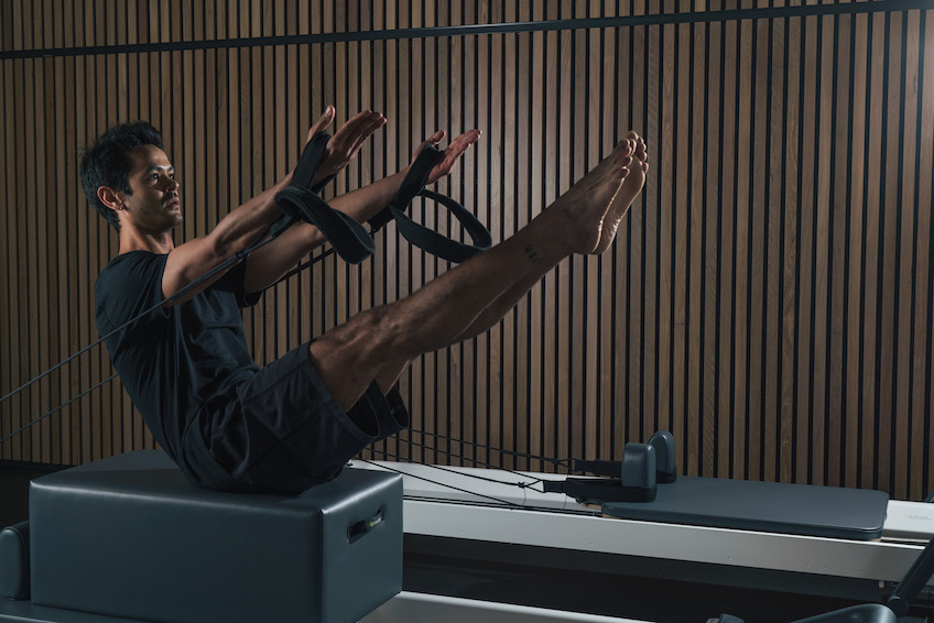 everything you need to know about reformer pilates